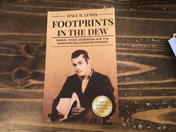 Footprints In The Dew-Paperback Book