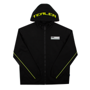Jacket Athletic Fall Black