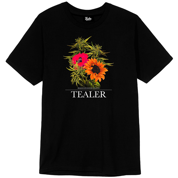 Medication Tee Black - Tealer