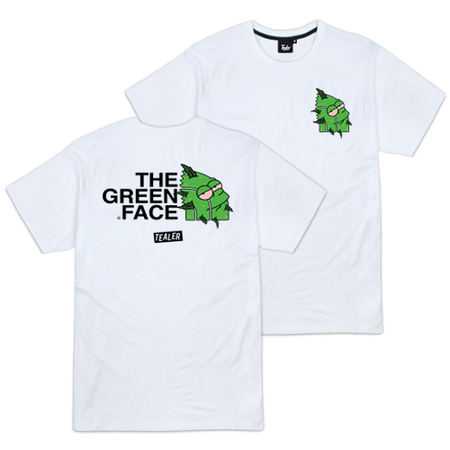 The Green Face