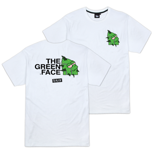 The Green Face - Tealer