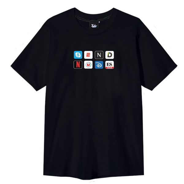 Tee Send Nudes App Black - Tealer
