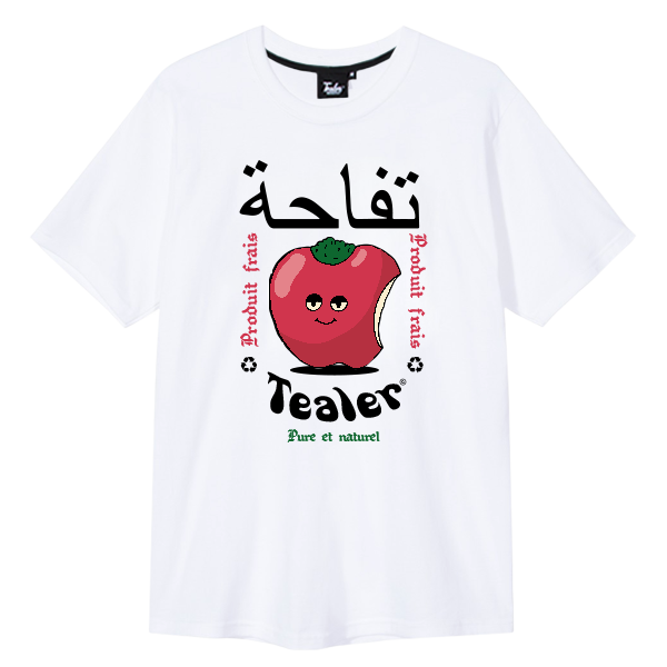 Tealer Apple