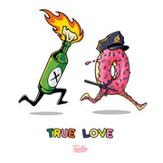 True Love White - Tealer