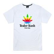 Think High Tee White