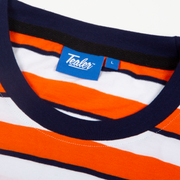 Safari Park Tee Orange - Tealer