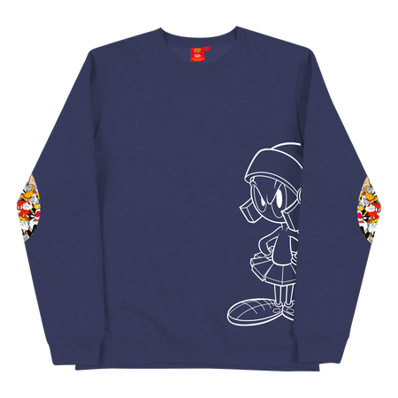 Crewneck Marvin Navy
