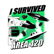 I Survived Area 420 - Tealer