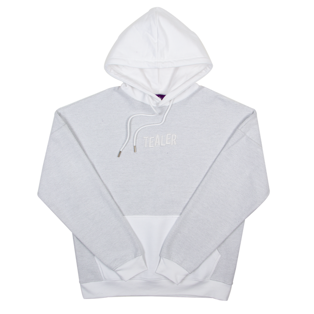 Hoodie Basic Return Grey