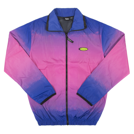 Jacket Graduation Purple