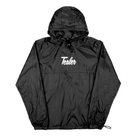 Beach Break Jacket Black - Tealer