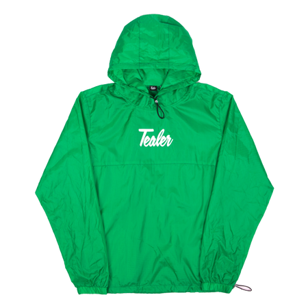 Beach Break Jacket Green - Tealer