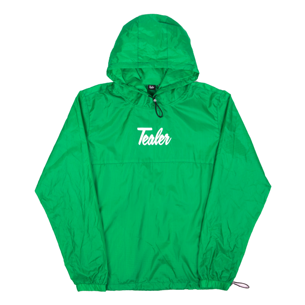 Beach Break Jacket Green
