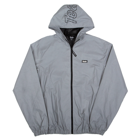 Jacket Flash Grey - Tealer