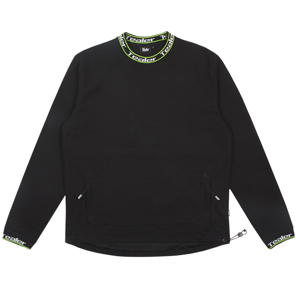 Crewneck Ultimate Ripstop Black