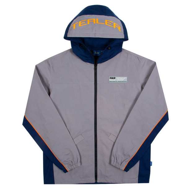 Jacket Athletic Fall Grey
