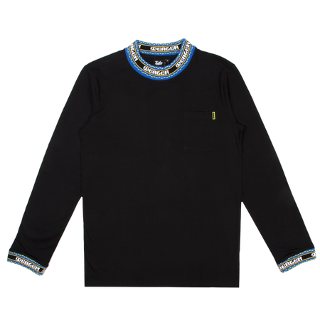 Long Sleeve Inca Black