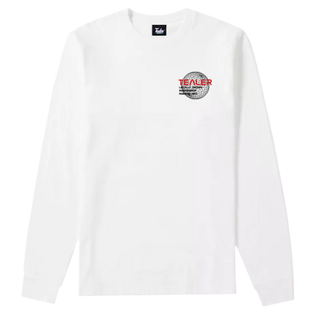 Long Tee Interstellar White