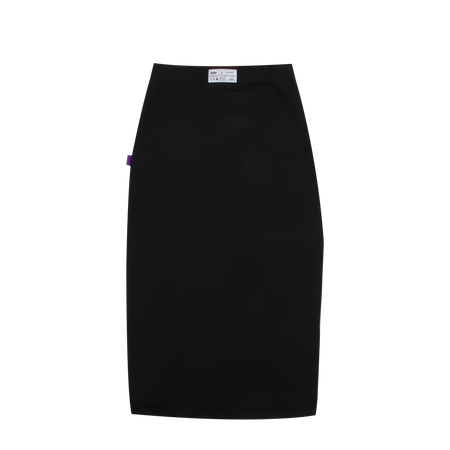 Long Skirt Basic Black