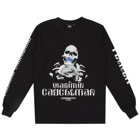 VLADIMIR CAUCHEMAR Long Sleeve Black