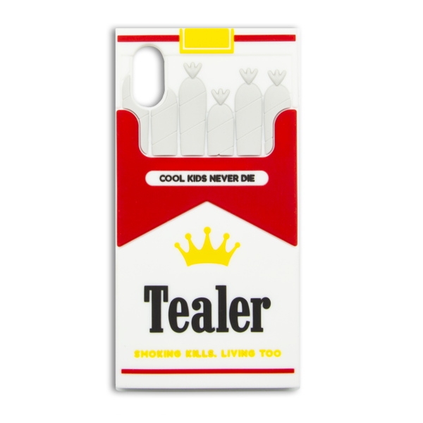 Iphone X 3D Case Malbac - Tealer