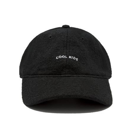 Cool Kids Wool Cap Black
