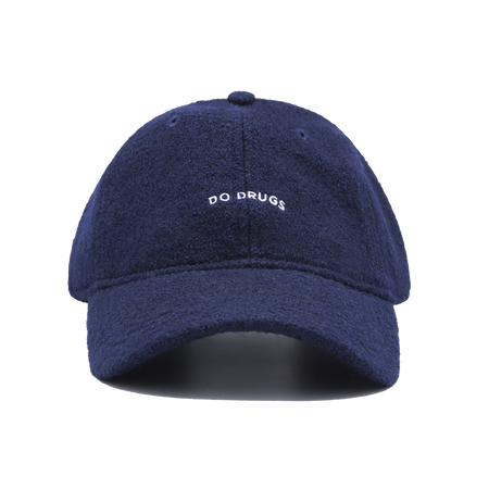Do Drugs Wool Cap Navy