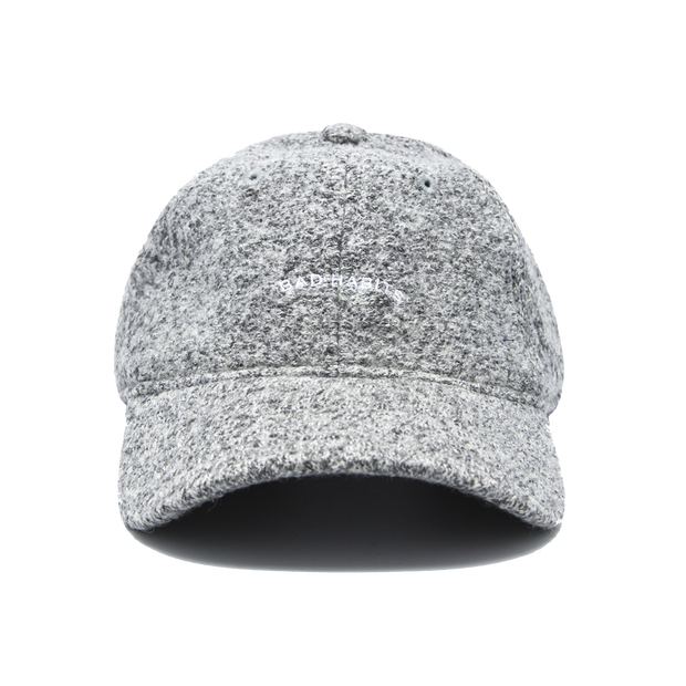 Bad Habits Wool Cap Grey