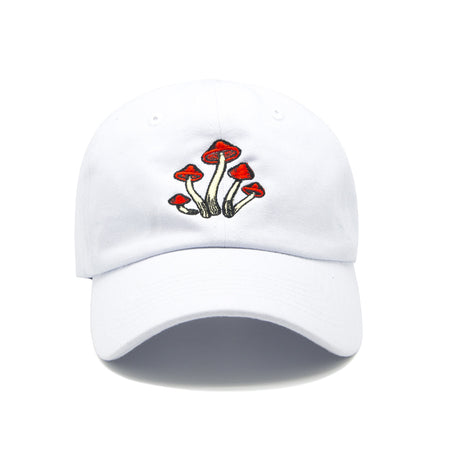 Mushrooms Cap White