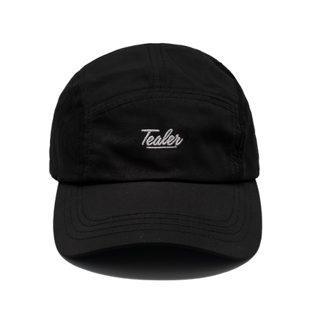Cap Basic Black - Tealer