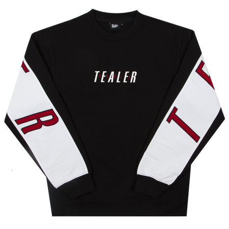 Crewneck Big Logo Black