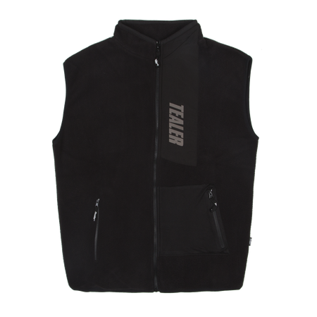 Sleeveless Polar Storm Black - Tealer