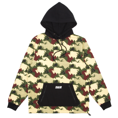 Hoodie World Military