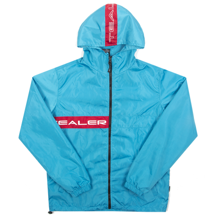 Atlantis Jacket Blue - Tealer
