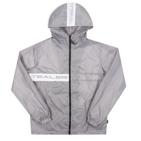 Atlantis Jacket Grey - Tealer