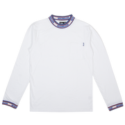 Long Sleeve Inca White