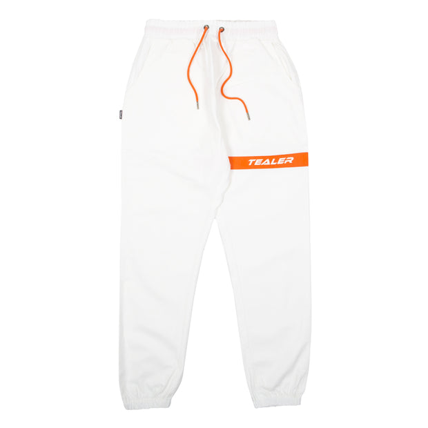 Track Pant Closer White