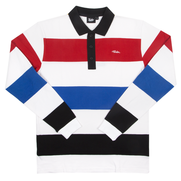 Long Sleeve Polo Rugby