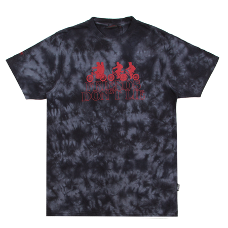 Tee Tie Dye Friends dont lie
