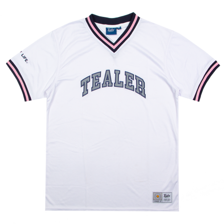 A Way of Life Jersey White - Tealer