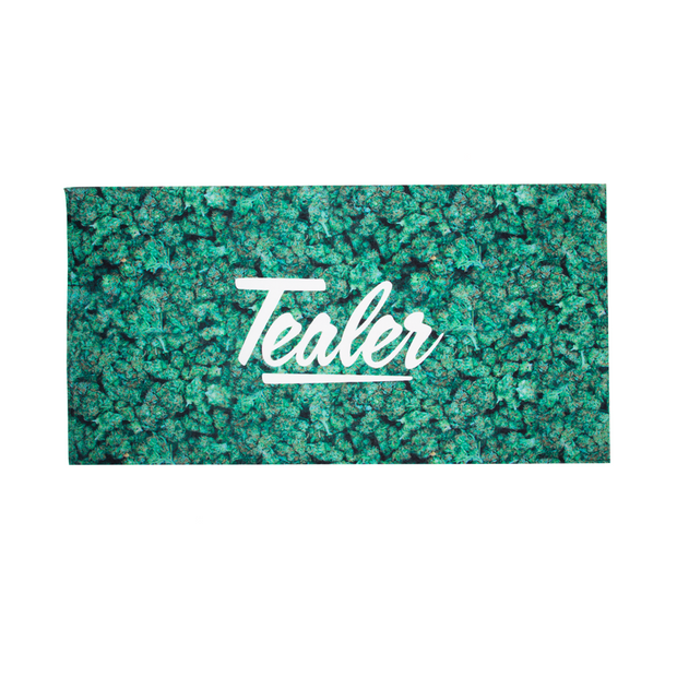 Allover Beach Towel - Tealer