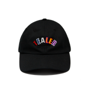 Baseball Cap University Camo Black