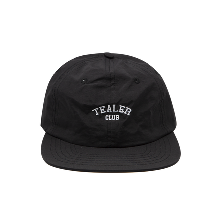 Tealer Club Cap Black