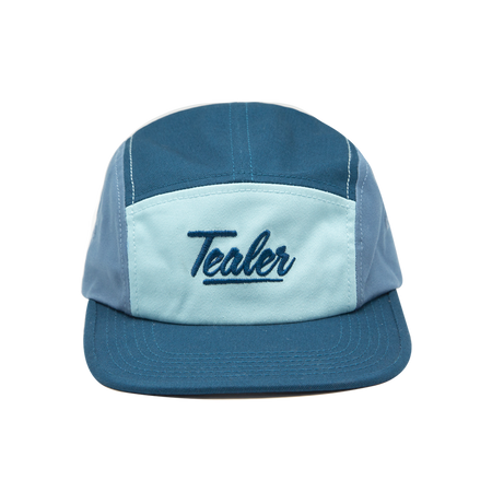 Cap Perfect Cutout Blue