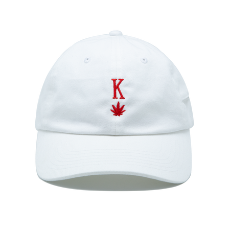 King Kush Cap White