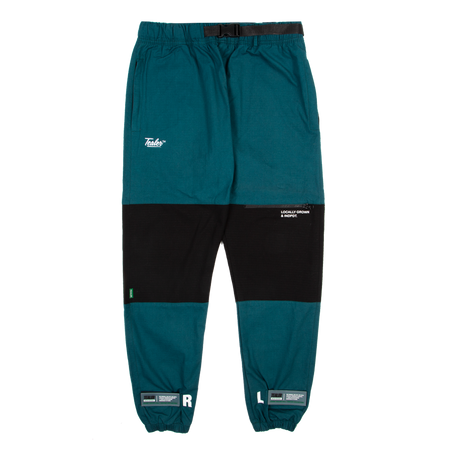 Winter Cargo Pant Green