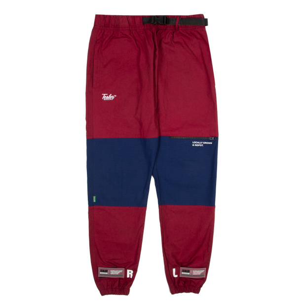 Winter Cargo Pant Burgundy