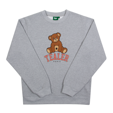 Crewneck Bear Grey