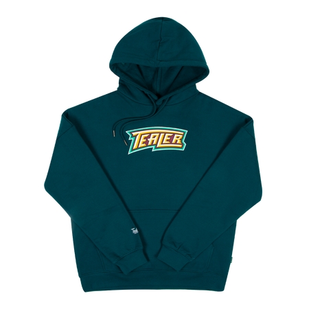 Hoodie Mighty Ducks Green