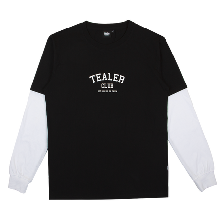 Long Sleeve Tealer Club